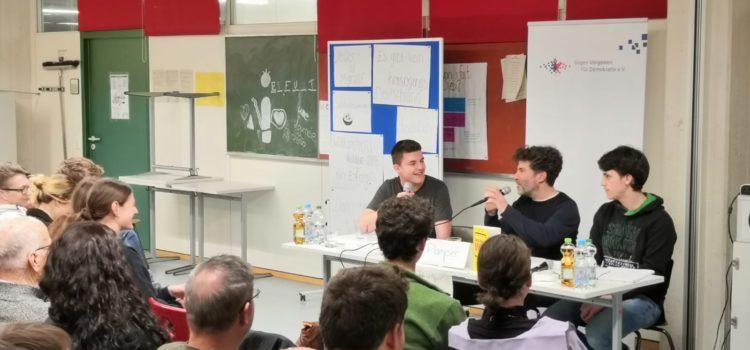 """Was vor Corona geschah II: """"Wir sind alles Migranten"""" – ein Abend mit Jan Plamper"""
