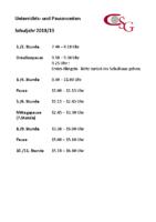 Stunden- und Pausenzeiten_CSG_2018-19